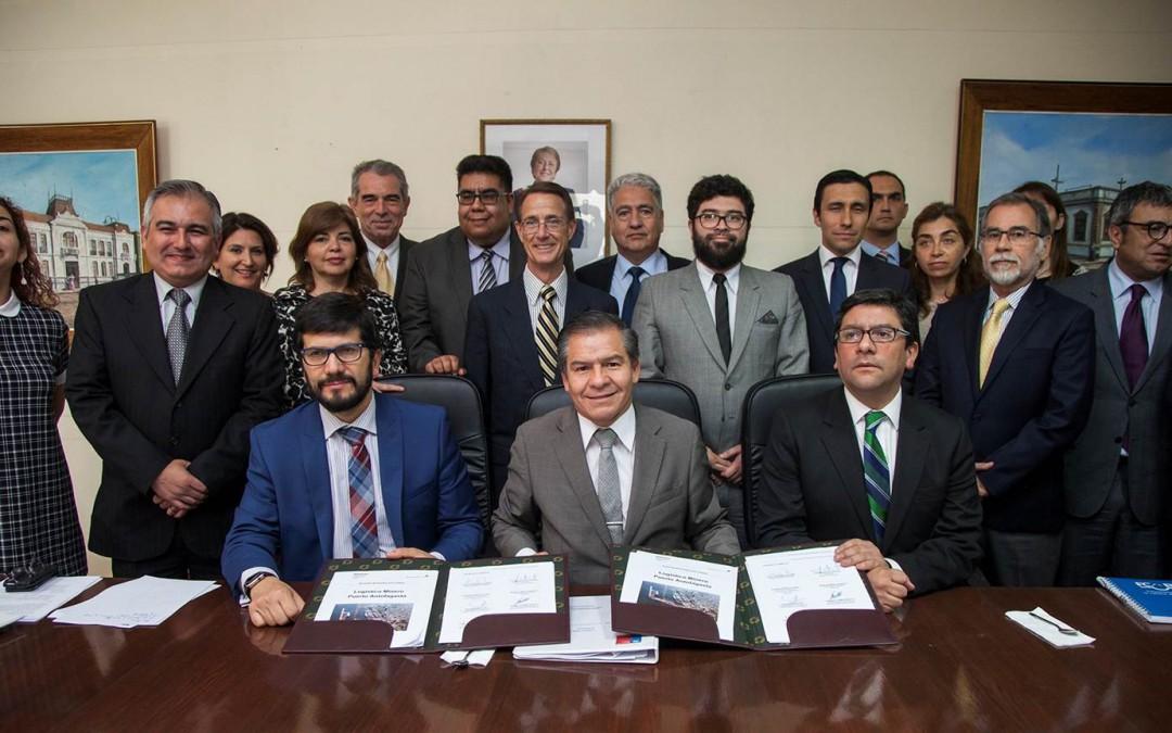 FIRMAMOS ACUERDO DE PRODUCCIÓN LIMPIA