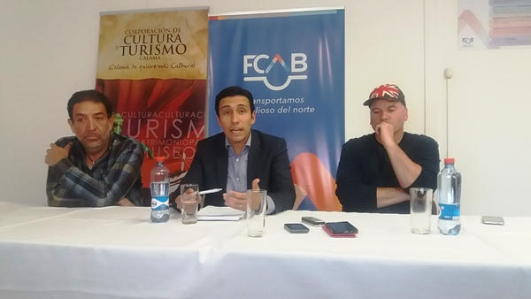 POR PRIMERA VEZ PROGRAMA 'TODOS AL TEATRO' EN CALAMA