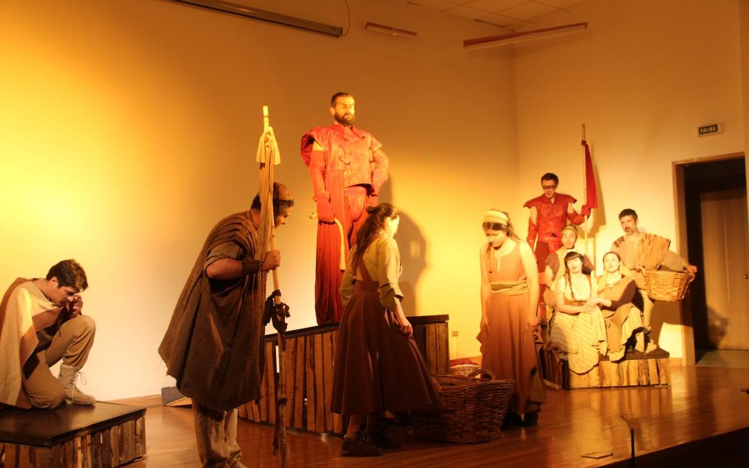 Con gran éxito se realizó Todos Al Teatro en Calama