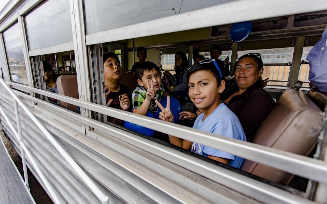 2 mil personas llegaron en tren hasta Expo Antofagasta Vive