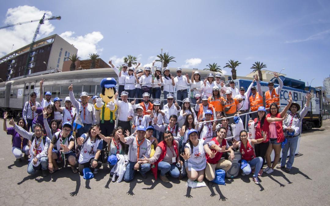 Trenetón 2016: Más de 1500 personas en tren a aportar a la campaña!