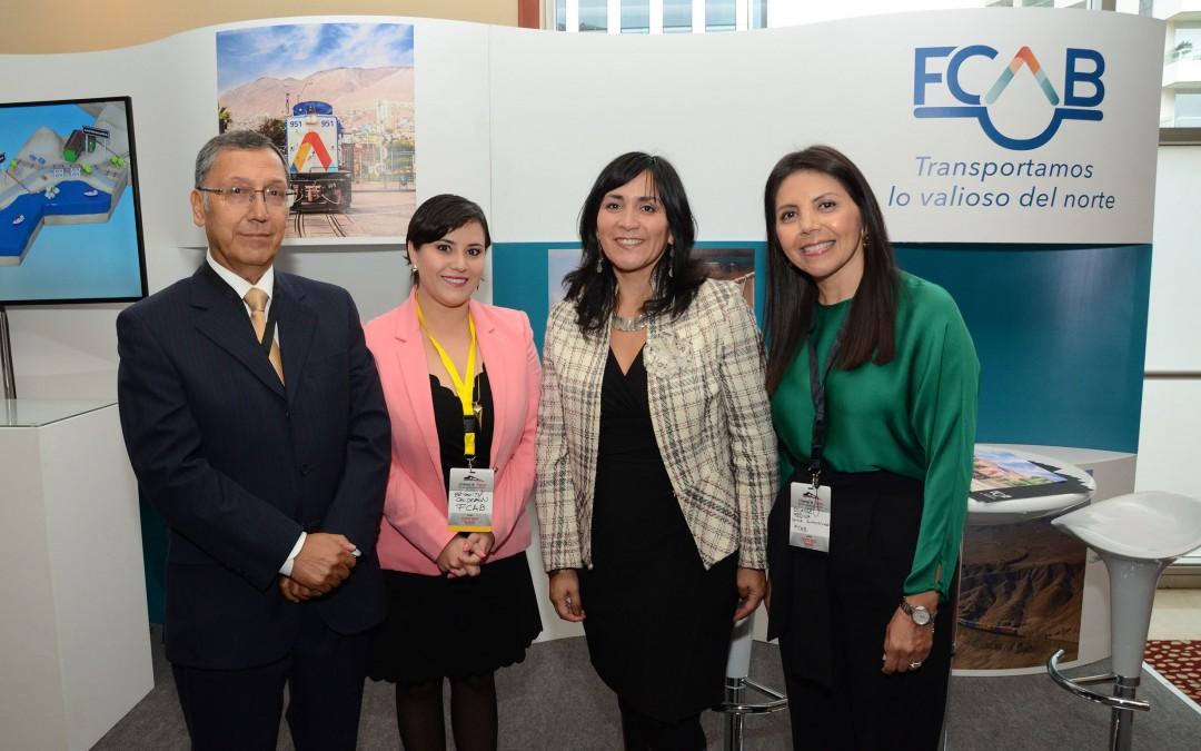 FCAB presente en Congreso de Trenes & Metro Chile 2017