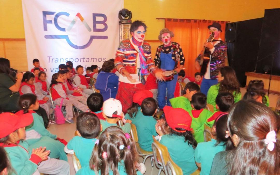 Más de mil personas en 1er. Festival de Artes Escénicas realizado en FCAB Calama