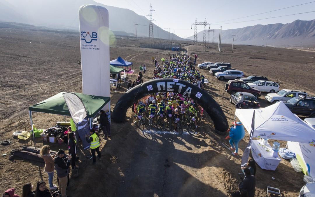 Segundo desafío Cicletada Rosa fue realidad gracias al apoyo del FCAB
