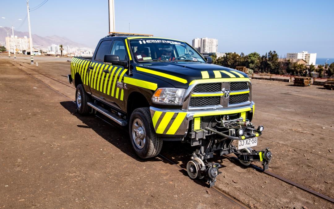 HI RAIL: FCAB incorporó moderno equipamiento para la inspección de vías