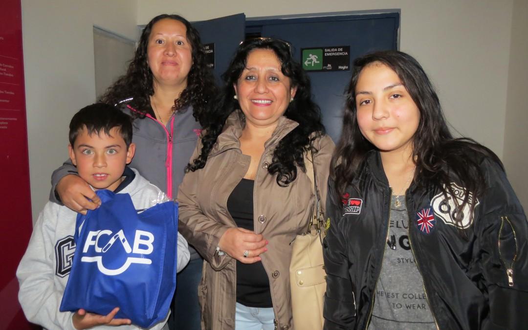 En Calama celebramos el Día de la Familia Ferroviaria