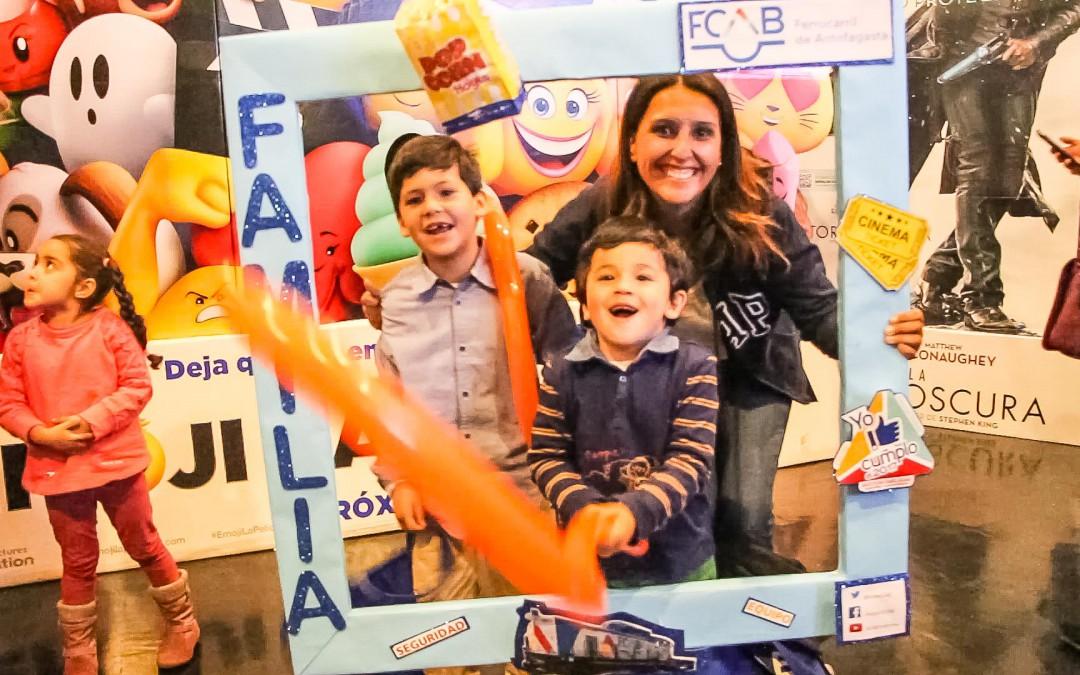 Día de la Familia Ferroviaria en Antofagasta