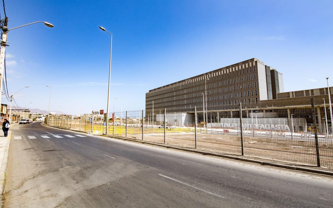 FCAB entrega 4 pasos peatonales inclusivos en sector nuevo hospital