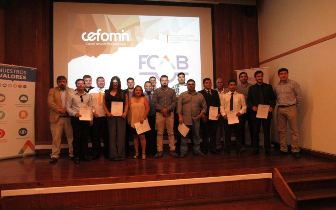 Exitosa certificación de jóvenes Aprendices en FCAB