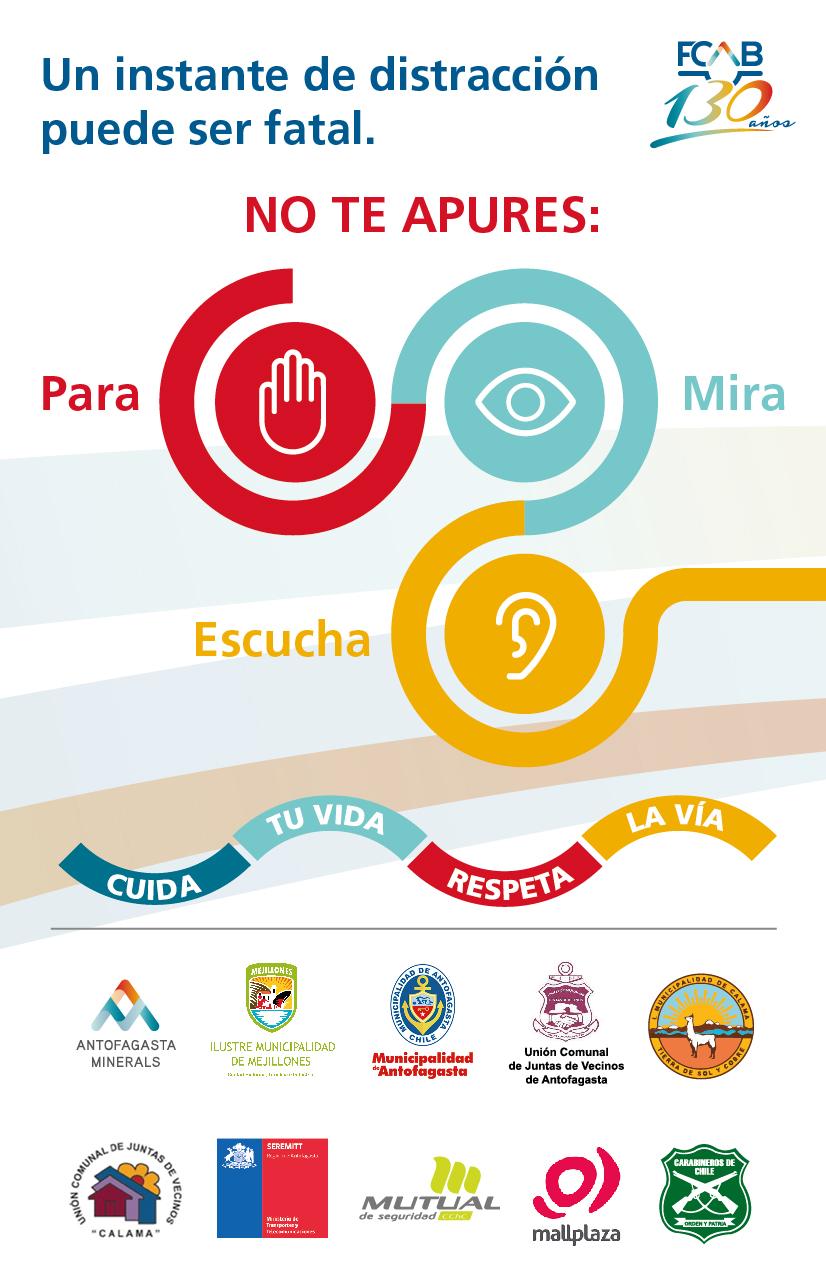 Flyer CAMPAÑA Seguridad 2018