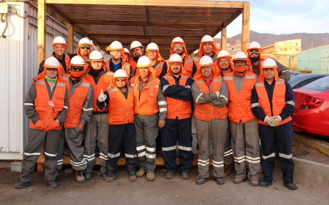 Aprendices Ferroviarios: Invirtiendo en formación y capacitación de Antofagastinos