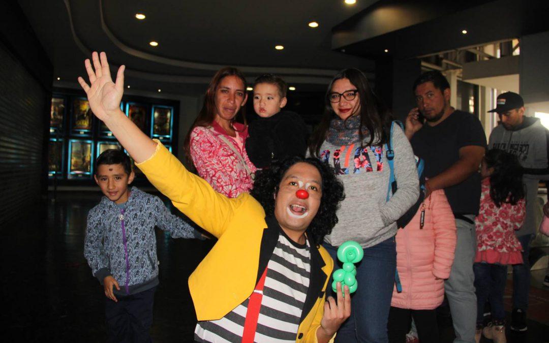 FCAB celebró en Calama Día de la Familia Ferroviaria