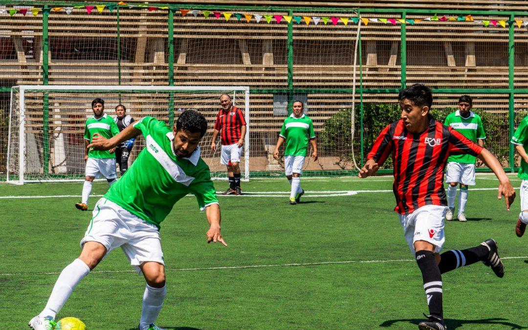 SE VIENE LA GRAN FINAL ENTRE TRENES NORTE Y LOS PATILLA FC