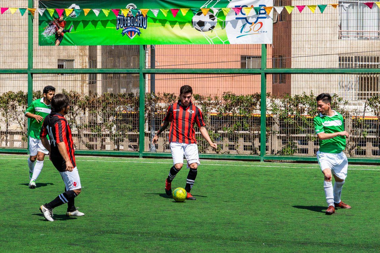Futbolito 29 sep-95