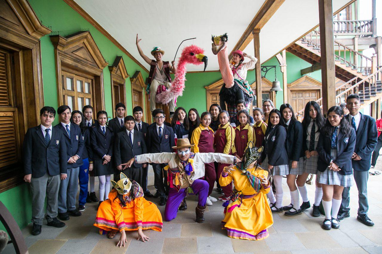 Lanzamiento Carnaval de los Gigantes FCAB-34