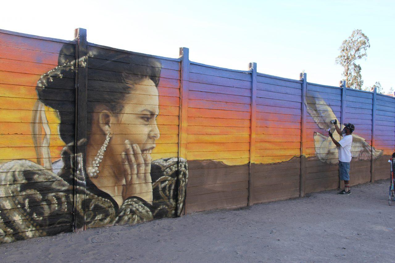 Mural 130 años FCAB 5