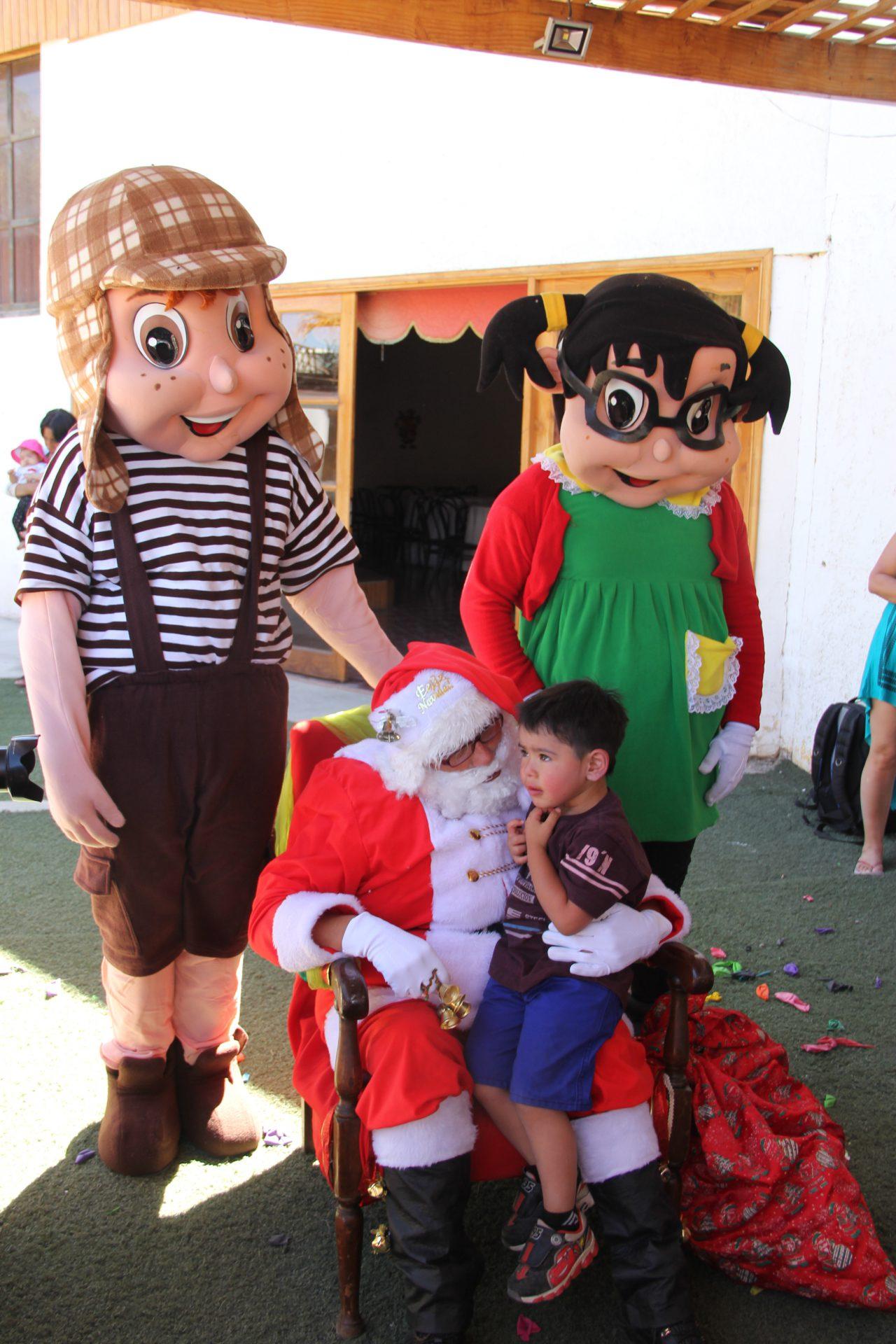 121Fiesta de Navidad FCAB Calama