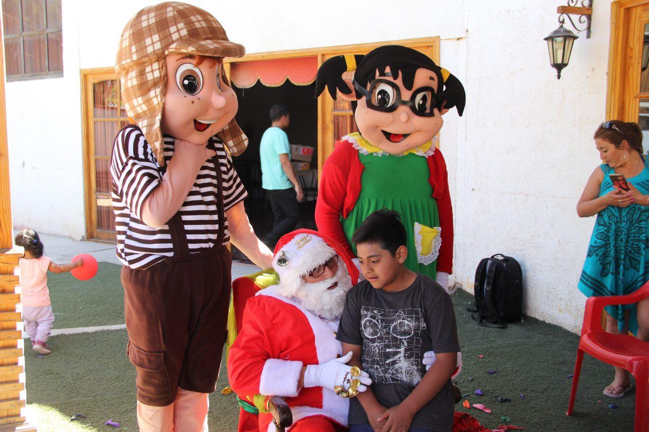 123Fiesta de Navidad FCAB Calama