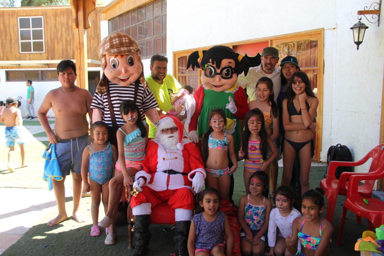 124Fiesta de Navidad FCAB Calama