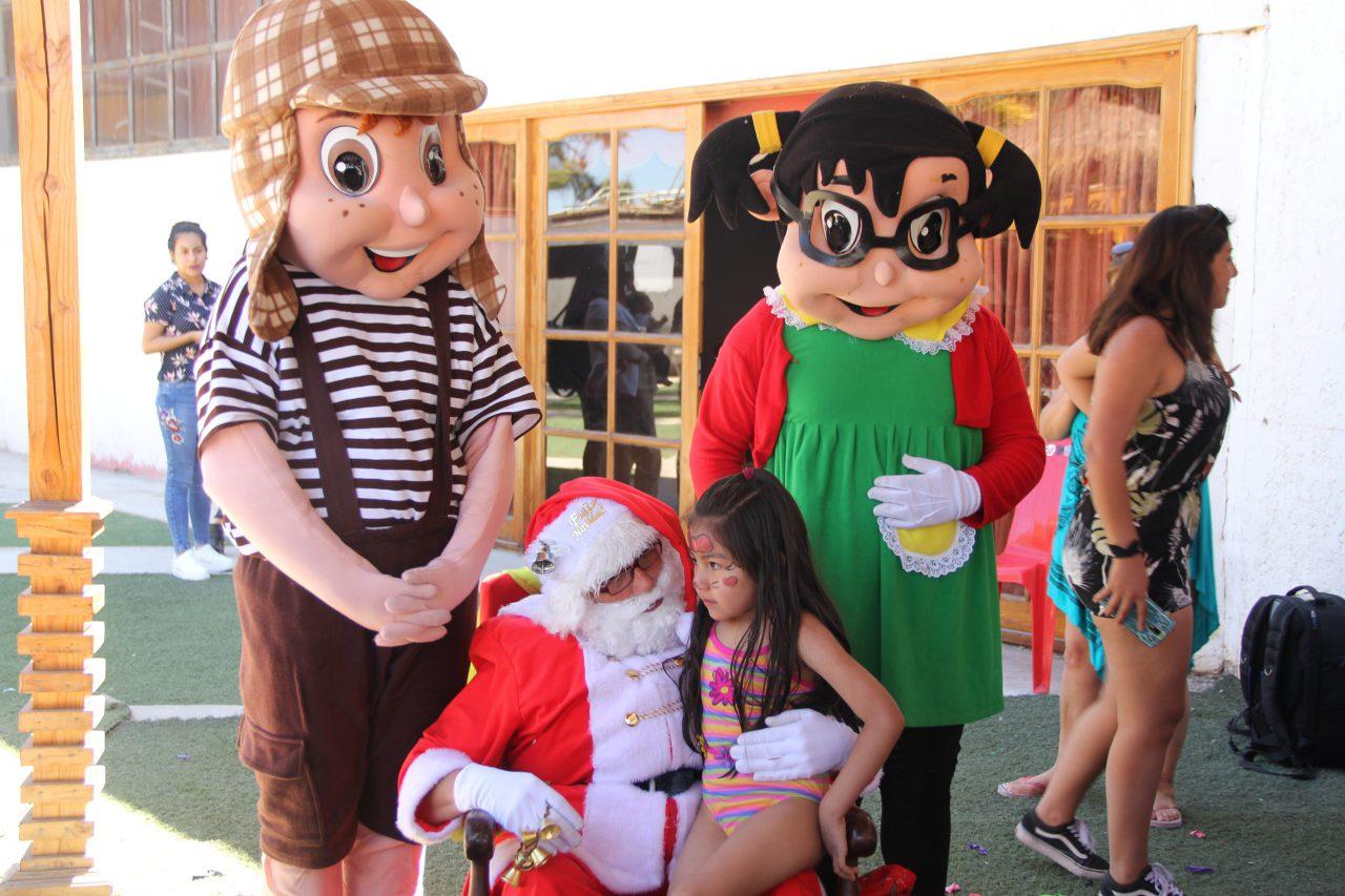 15 Fiesta de Navidad FCAB Calama