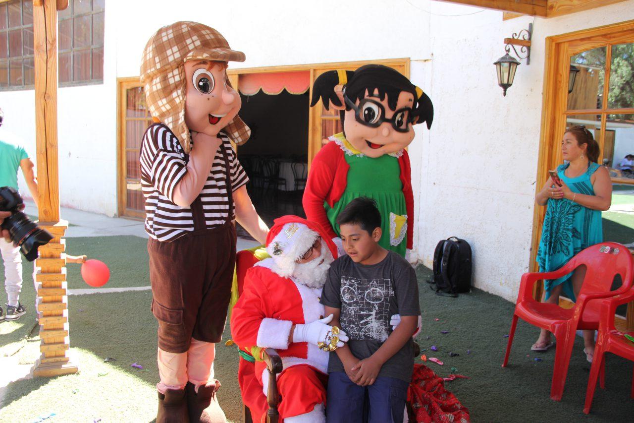 3 Fiesta de Navidad FCAB Calama