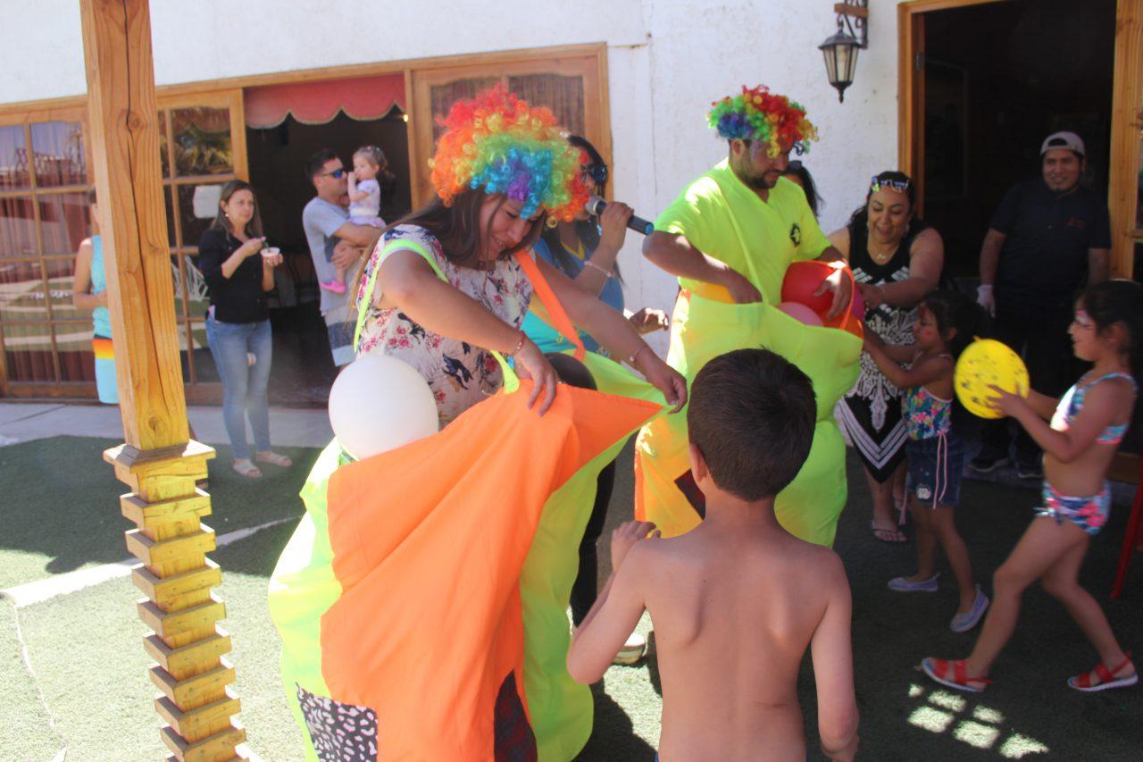 39 Fiesta de Navidad FCAB Calama