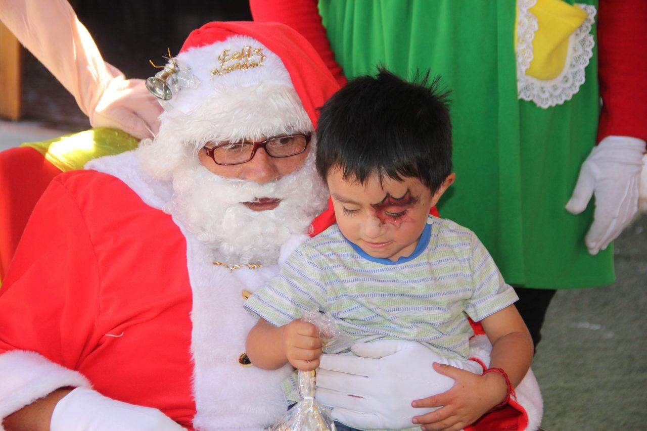 4 Fiesta de Navidad FCAB Calama