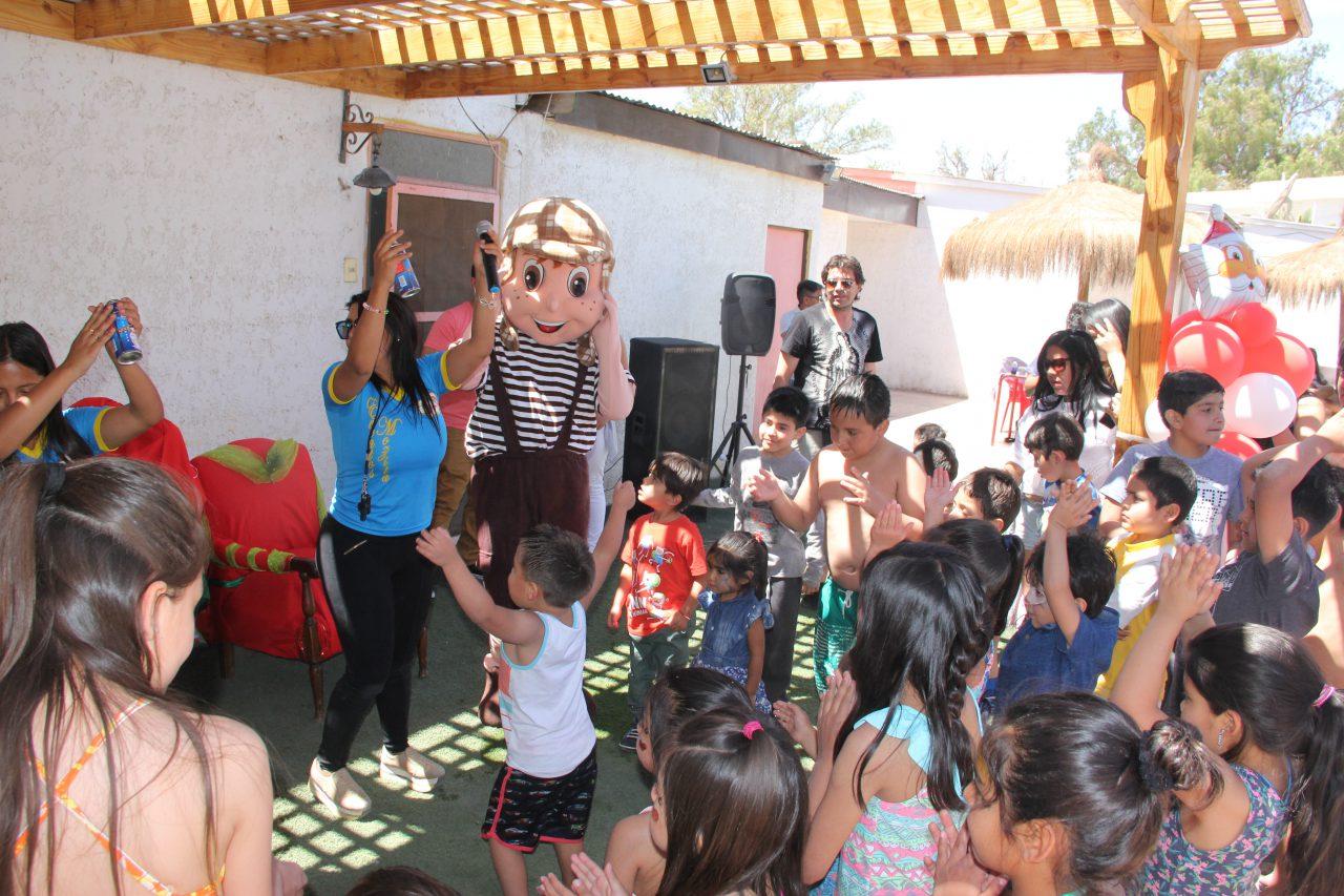 48 Fiesta de Navidad FCAB Calama