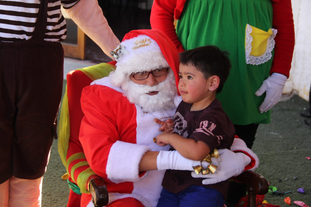 7 Fiesta de Navidad FCAB Calama