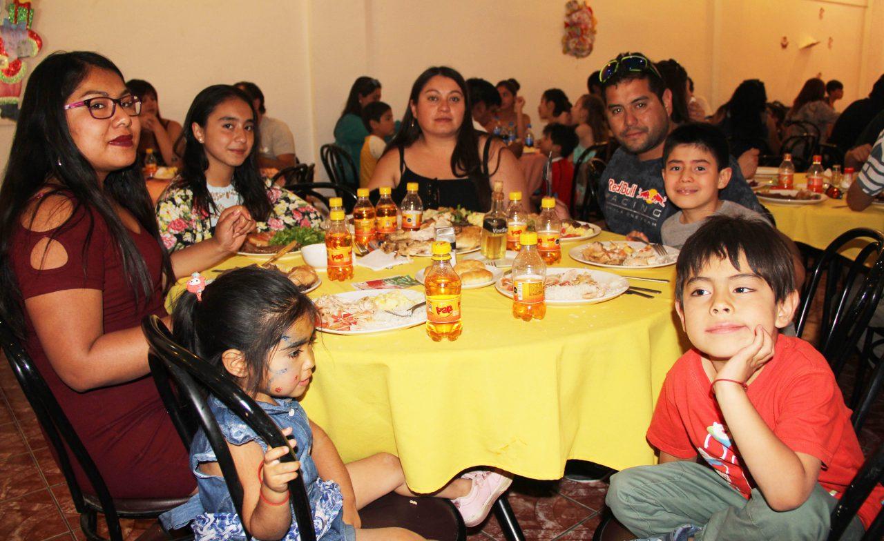 71 Fiesta de Navidad FCAB Calama