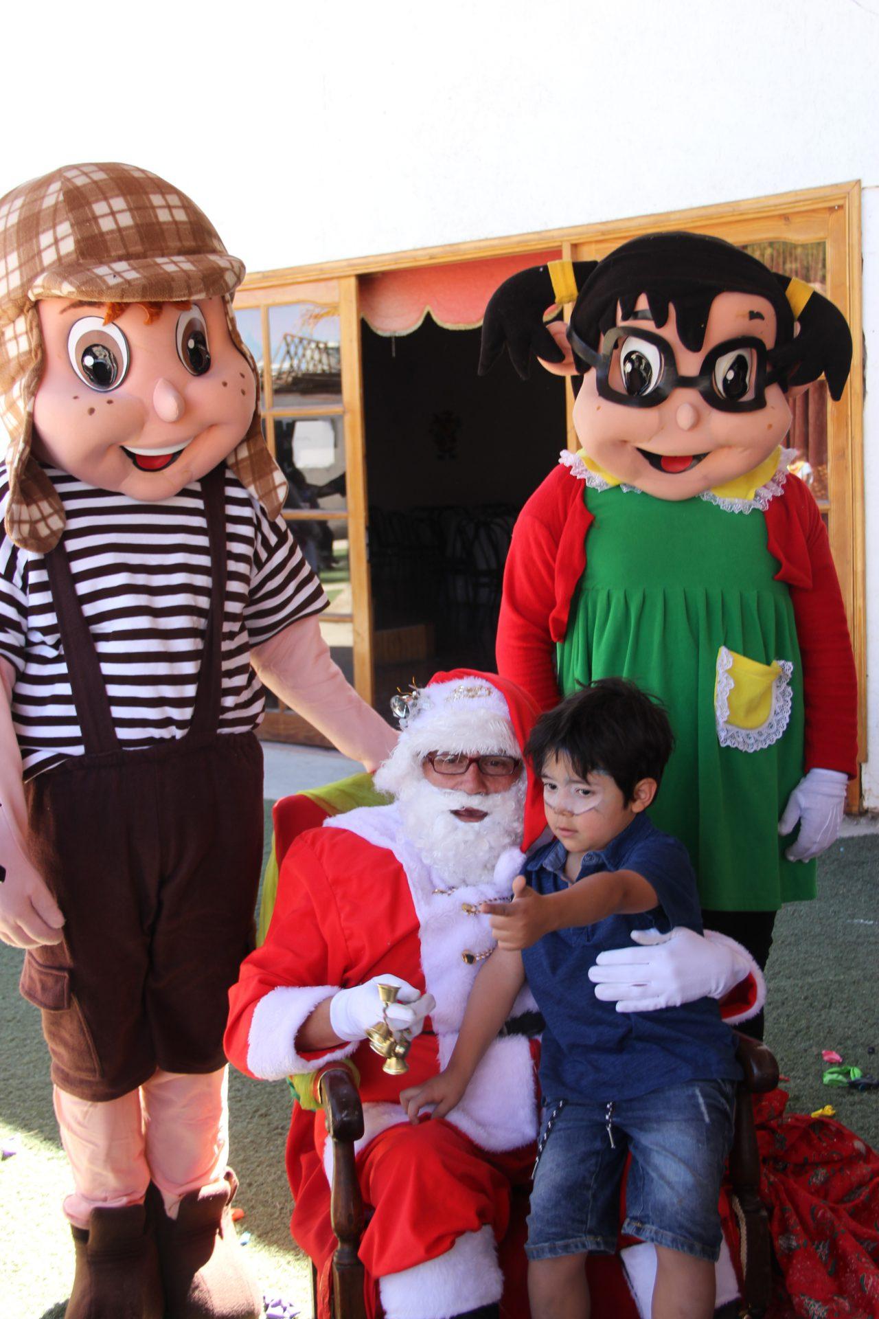 8 Fiesta de Navidad FCAB Calama