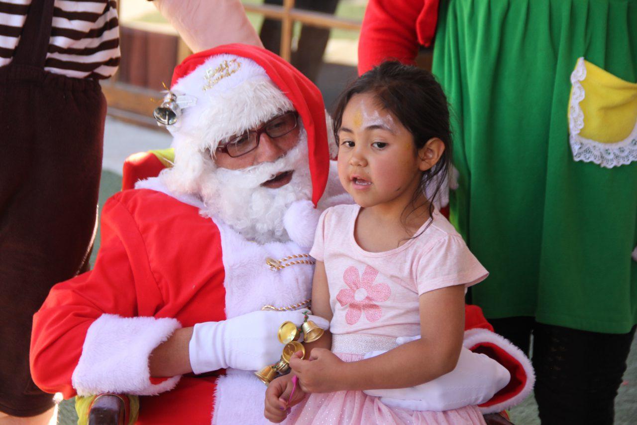 9 Fiesta de Navidad FCAB Calama