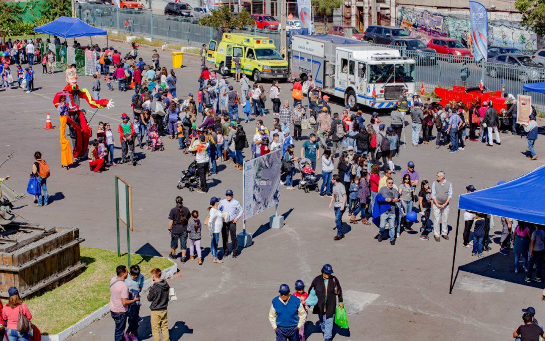 """Más de 7 mil personas """"repletaron"""" el FCAB"""