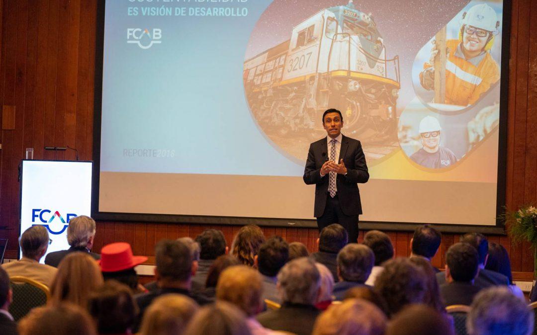 Reporte de Sustentabilidad: Reconversión de patios, inversiones en flota y transporte bimodal