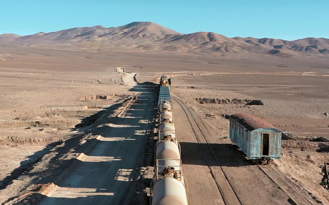 FCAB endurece medidas de protección al transporte de cátodos de cobre