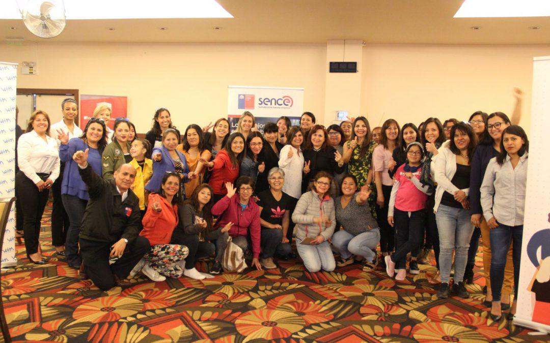 Conversatorio de inclusión y equidad de género en Calama