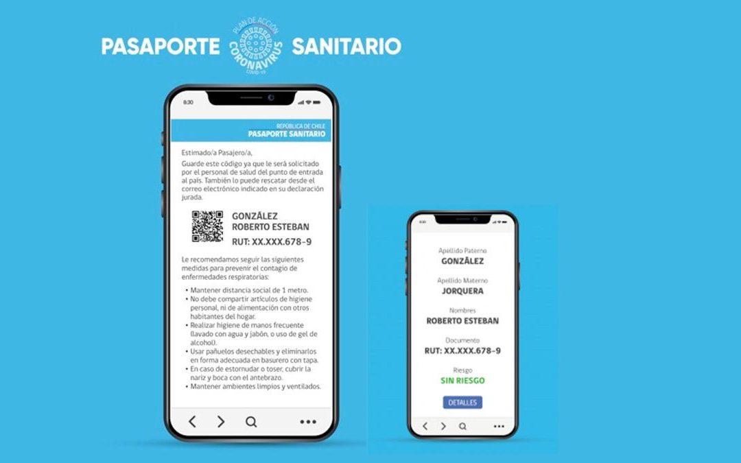 Salvoconducto para toque de queda y pasaporte sanitario