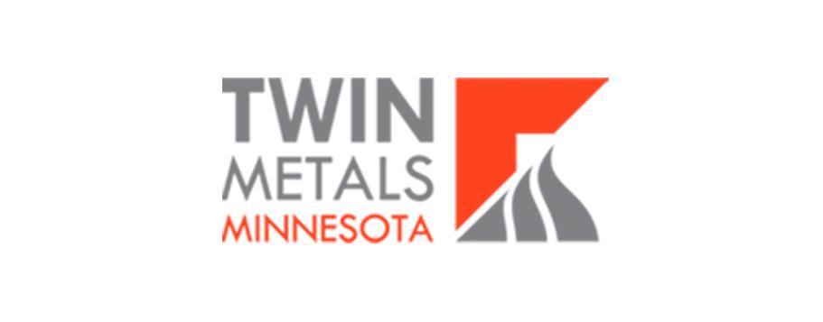 Botón Twin Metals