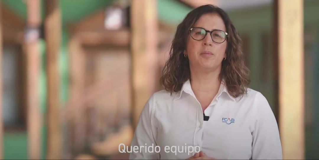 Día del Trabajo 2020: Saludo de Katharina Jenny, gerenta general de FCAB