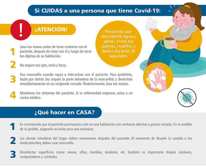 Coronavirus: Lo que debemos saber sobre el aislamiento en el hogar