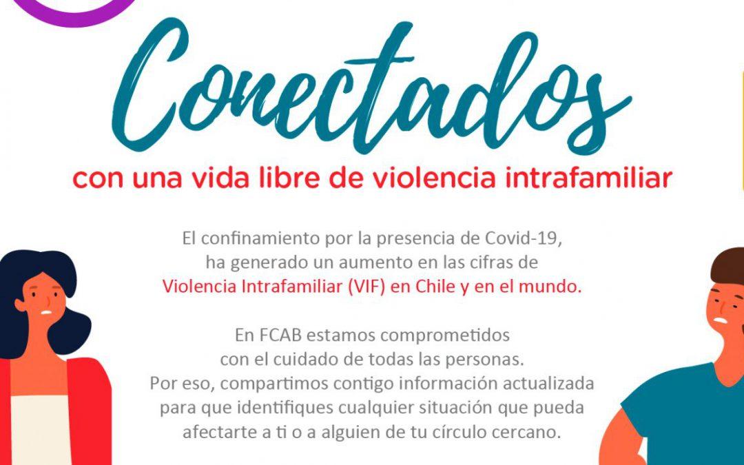 Conectados con una vida libre de violencia intrafamiliar