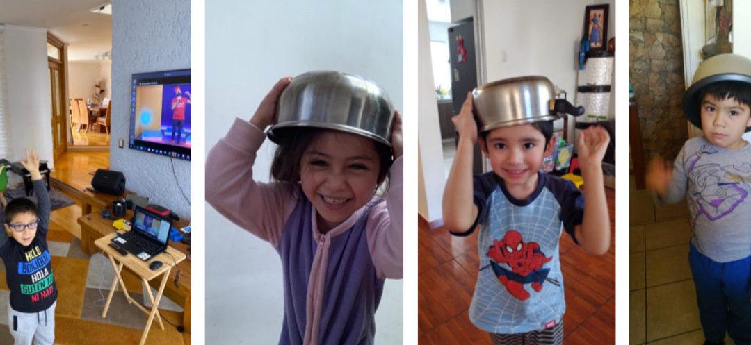 Familia FCAB disfrutó con personajes de Toy Story, Coco y los bailes de Tik Tok
