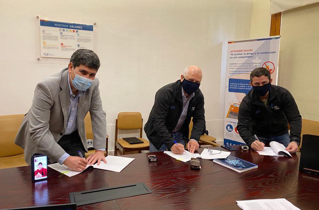 FCAB y Sindicato de Trabajadores  Ferroviarios firman Contrato Colectivo de Trabajo
