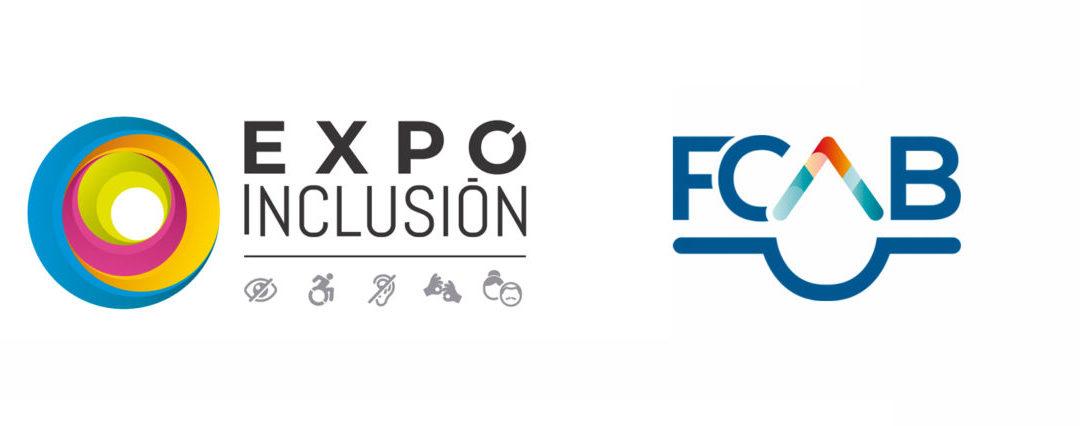 FCAB se hace presente por segundo año consecutivo en la Expo Inclusión 2020