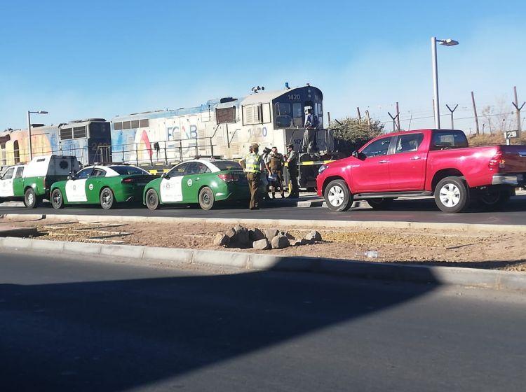 FCAB lamenta accidente fatal en Calama