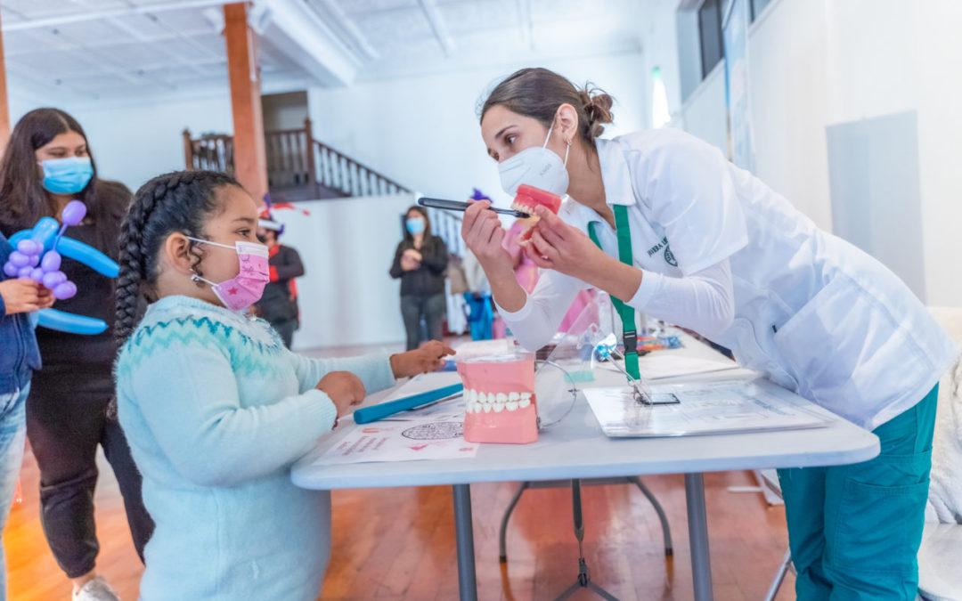 500 personas beneficiadas con operativos médicos y odontológicos en la región de Antofagasta